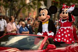 Driving to Disney World overnight