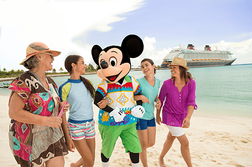 Disney Cruise Line Fun Facts